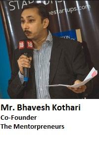 Mr Bhavesh Kothari